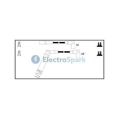 Genuine ElectroSpark Ignition Cable Kit - OEK123