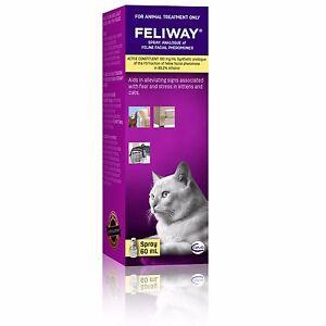 Feliway Spray - 60mL, Genuine Australian Item