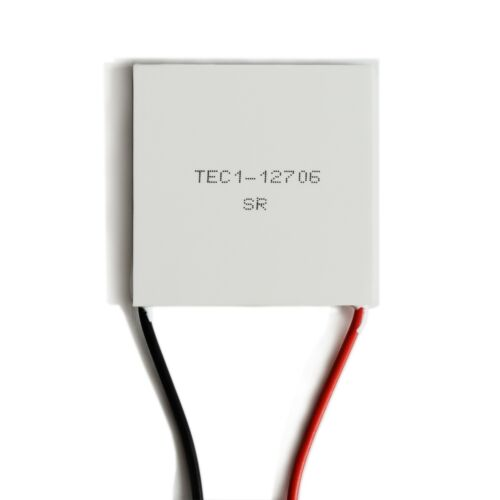 TEC1-12706 Peltier thermoelectric cooler module