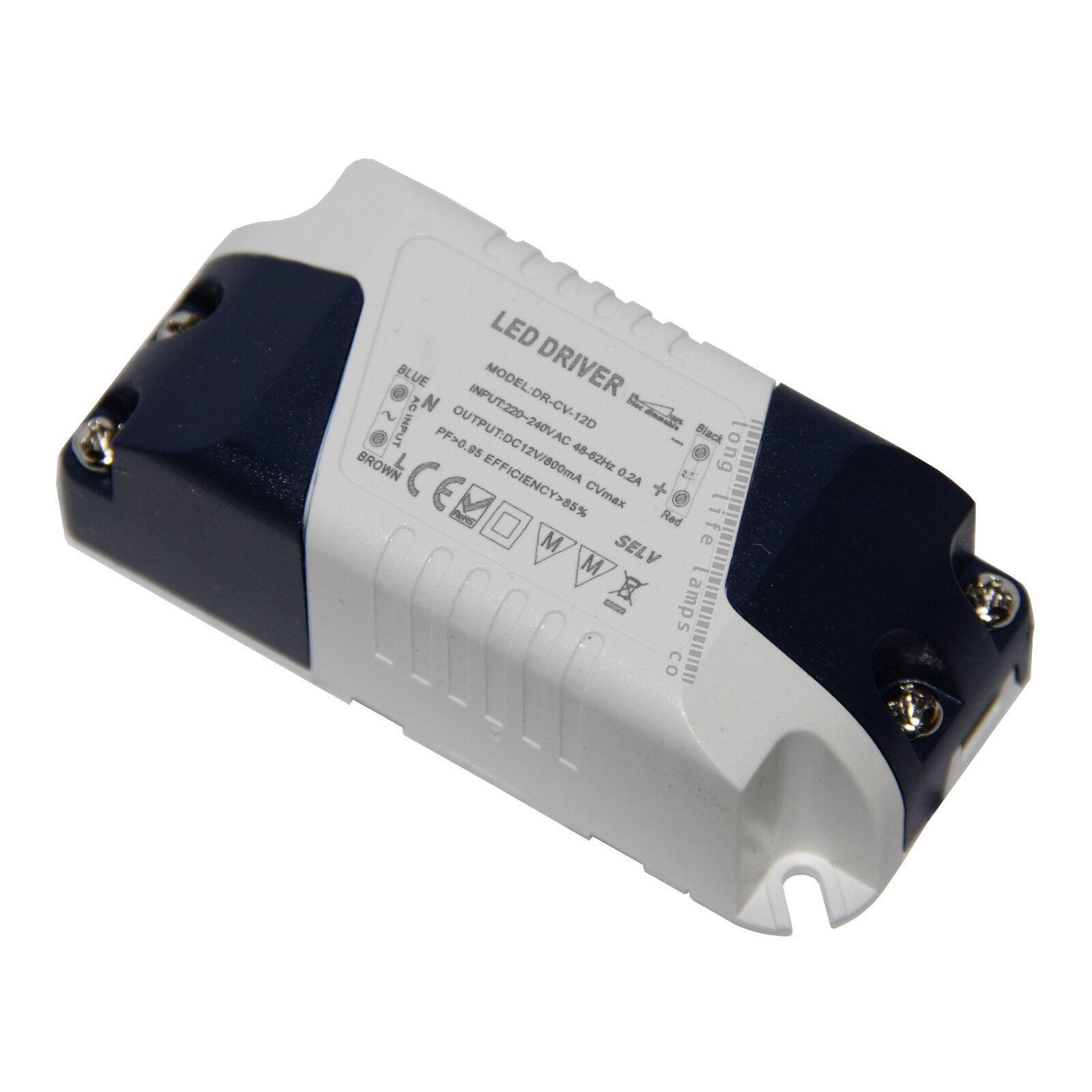 Dimmable LED Driver Power Supply Transformer 240V-DC12V