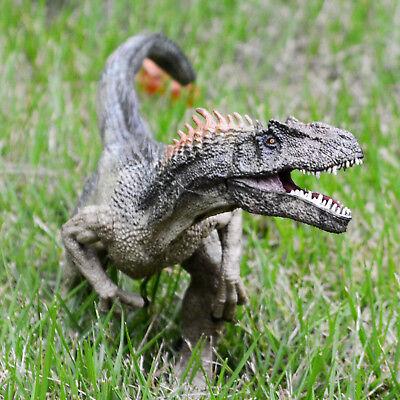 Kids Realistic Dinosaurs Allosaurus Figure Jurassic Prehistoric Animal Model Toy - Realistic Dinosaur