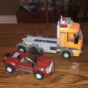 Lego City - Flatbed Truck with Car Set 60017