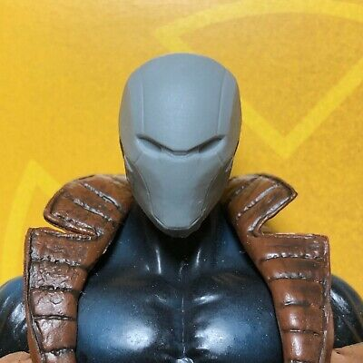 Marvel Legends Custom #52 RED HOOD Ver.1 Head ONLY for parts Cast unpainted!!