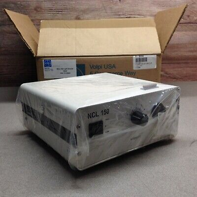 Brand New Sos Ncl150 Fiber Optic Light Source