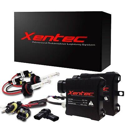 Escalade Conversion - 9006 9005 HID XENON KIT Headlight Conversion Slim Ballast H11 H4 White 6000k 6k