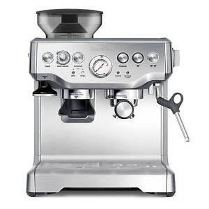 Breville Coffee Machine Blue Haven Wyong Area Preview