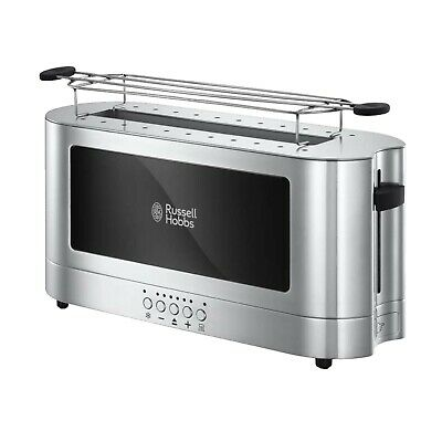 Russell Hobbs Elegance 23380-56 Toaster Grille Pain 1 Fente Spécial Baguette