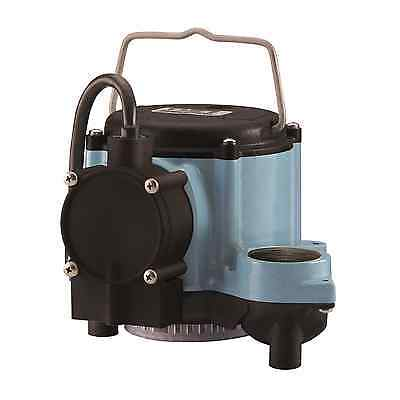 Little Giant 506160 6 Cia Ml 115 Volt 13 Horsepower Submersible Water Sump Pump