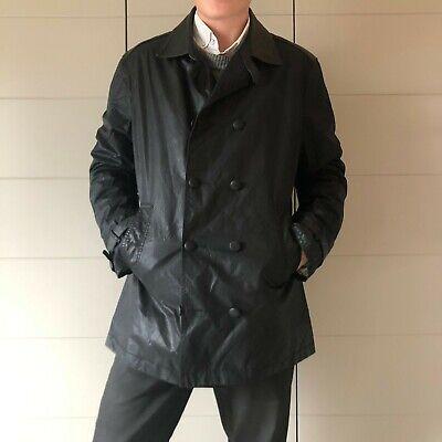 John Varvatos U.S.A - Trench Coat - Men -Black