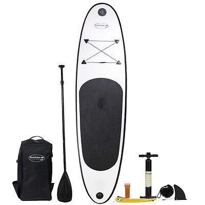 Blue Water 11 Foot SUP  Complete Inflatable Stand Up Paddle Board (SAVE $75!!!!)