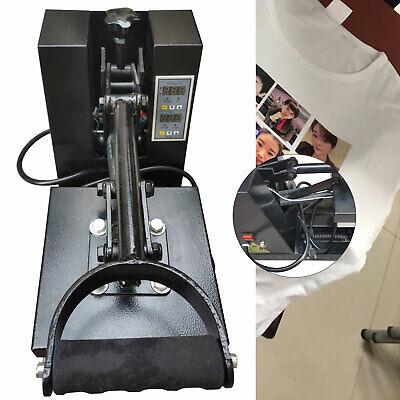 Small 110v 15cm15cm Heat Transfer Equipment Compact Heat Press Machine Usa