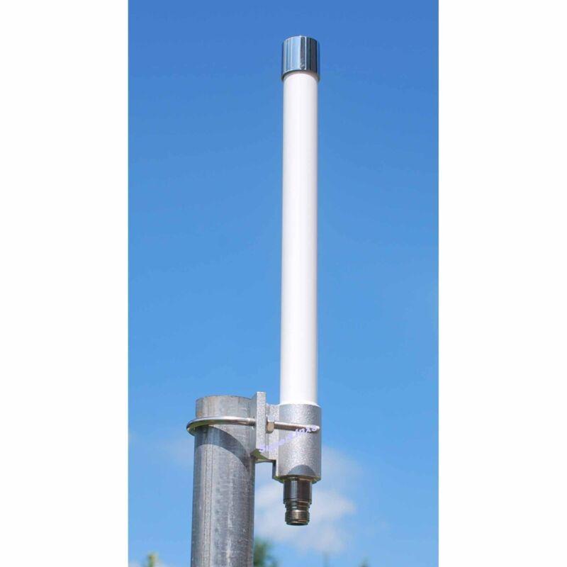 SuperLinxs 5GHz 8dBi Omni Antenna Aerial 5.8 5.3 V-Pol Outdoor N 802.11ac/n