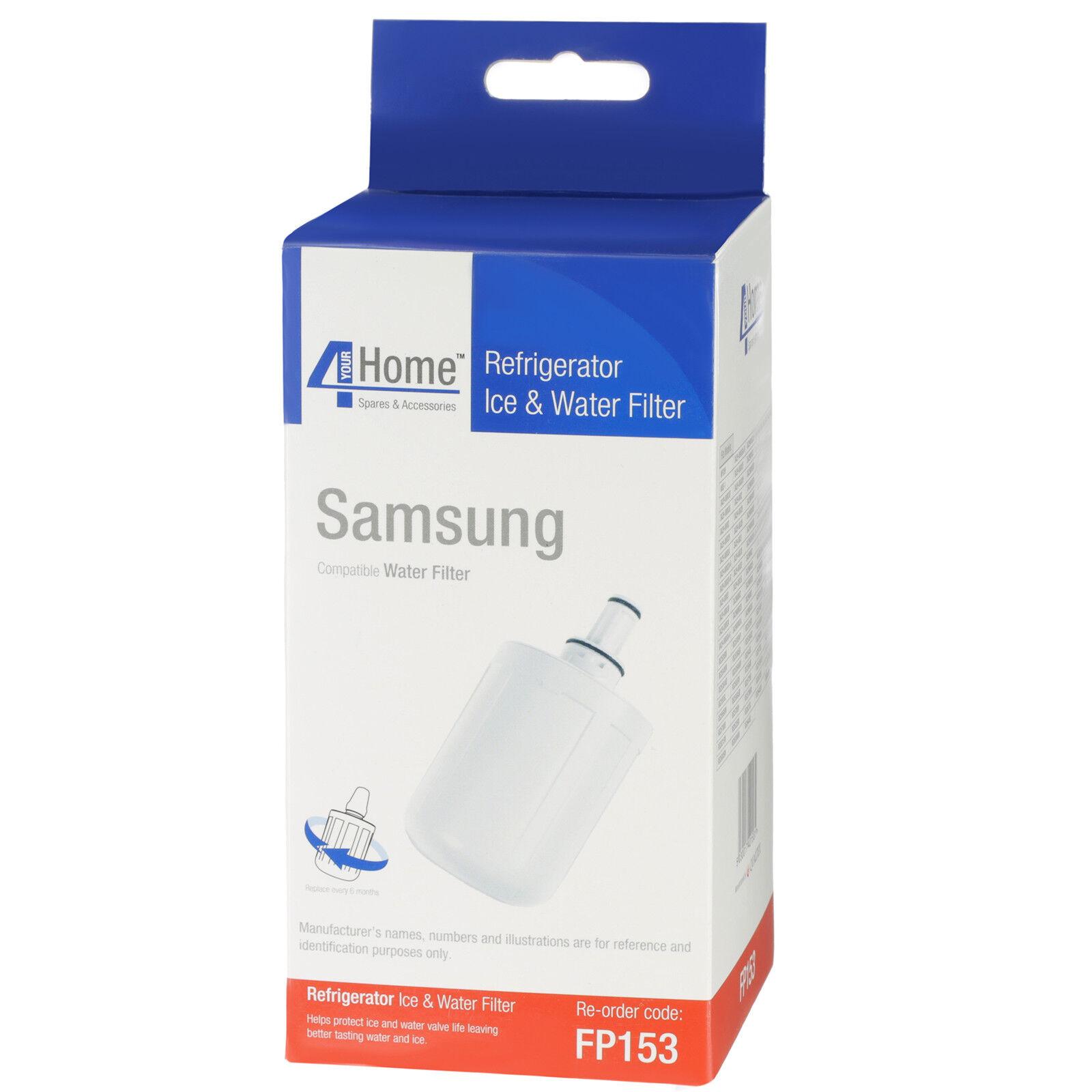 Frigoríficos Y Congeladores Otros 2x Al093f Filtro De Nevera Compatible Para Samsung Aqua-pure Da29-00003f