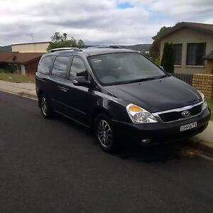 2012 Kia Grand Carnival Wagon Queanbeyan Queanbeyan Area Preview