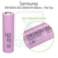 Samsung 30q | 3000mah Inr 18650 15a 30a High Drain Battery - samsung - ebay.co.uk