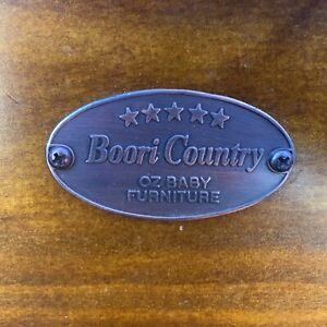 Boori Country Timber Cot