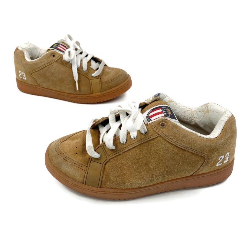 Etnies Shoes SLB 23 Sal Barbier Skateboard Shoes Mens Size 10 Es Vintage