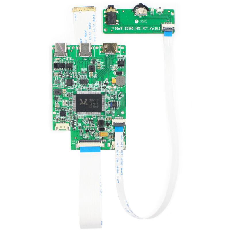 HD MI Type C LCD Controller Board For N116HSE N173HGE-E21 1920X1080 LCD Screen