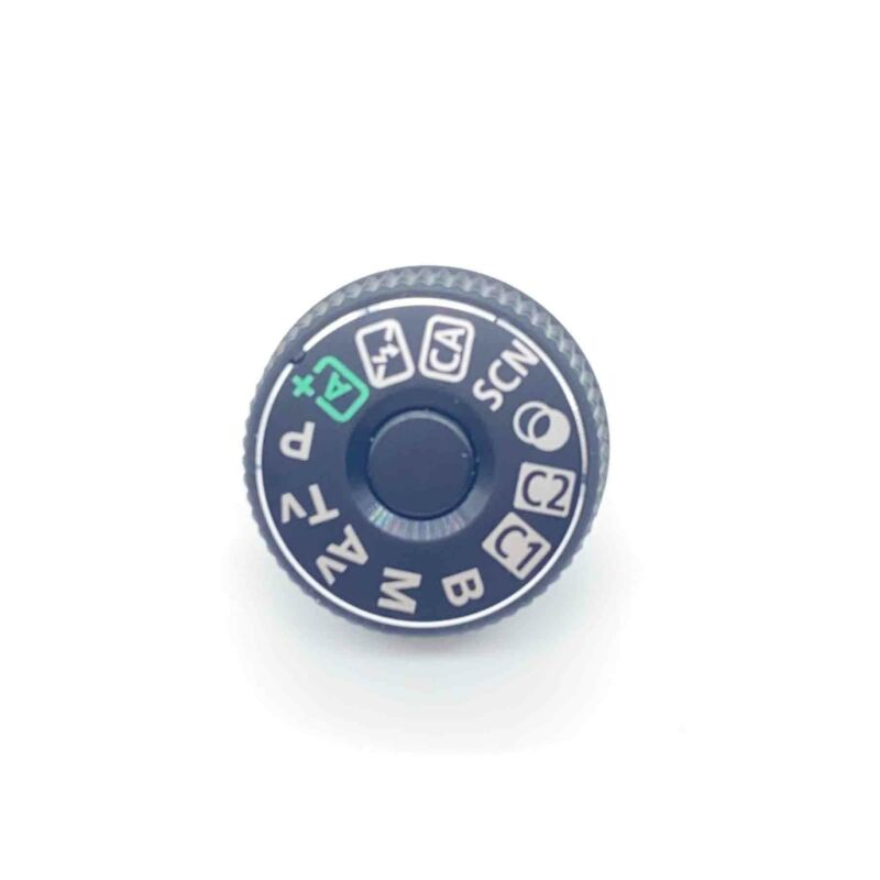 New For Canon EOS 80D camera Top Mode Function Dial Button Replacement Repair