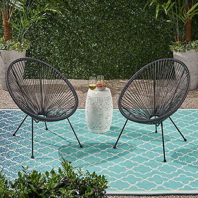 Major Outdoor Hammock Weave Chair with Steel Frame