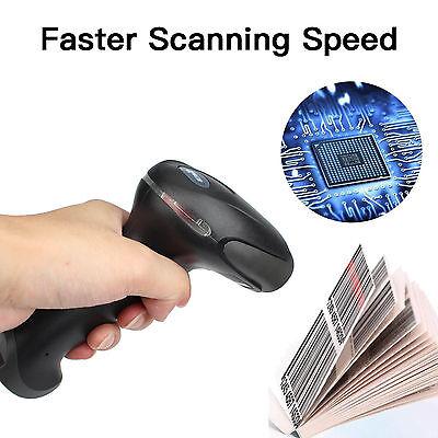 Ca Ship Handheld Usb Port Laser Barcode Scanner Bar Code Reader For Pos Computer