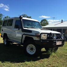 2011 V8!! 4500 CUSTOM TOYOTA TROOPCARRIER Buccan Logan Area Preview