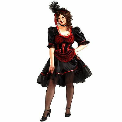 Saloon Girl - Adult Costume - Wild West / Western