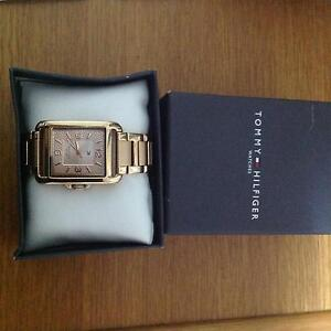 Tommy Hilfiger Ladies Rose Gold Watch Woodlands Stirling Area Preview