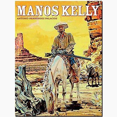 Manos Kelly Gesamtausgabe SaBa Siedler Banditen Indianer spanisch COMIC Western