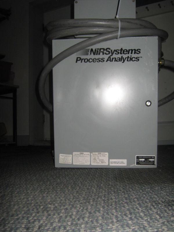 Foss Nirsystems 5000-0/l & I/o Vision Module 0l 5014-8