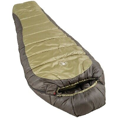 Best Sleeping Bag Cold Weather Zero 0 Degree Adult Backpacking Military