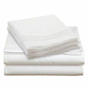 deep pocket queen flannel sheets ebay. Black Bedroom Furniture Sets. Home Design Ideas