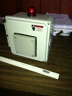 Overfill High Level Alarm W Test Button Acknowledgment Switch For Veeder-root