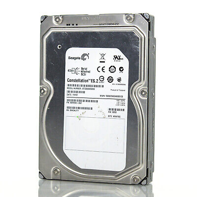"""Seagate Constellation 3.5"""" 7.2K RPM 3TB 6Gbp SAS HDD Hard Drive ST33000650SS for sale  Shipping to Nigeria"""