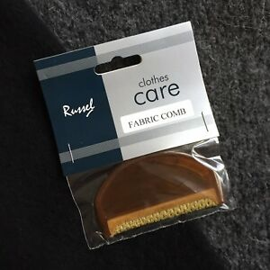 Knitwear Care Cashmere / Wool Comb for De-Bobble
