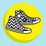 Prospect Avenue custom sneakers
