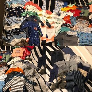 Newborn baby boy clothes and more!!!