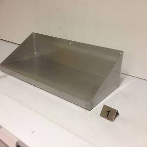 Stainless Steel Wall Mounted Shelf - Shelves various sizes – USED Glendenning Blacktown Area Preview