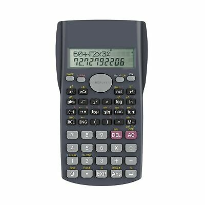 Helect 2-Line Engineering Scientific Calculator, Suitable fo