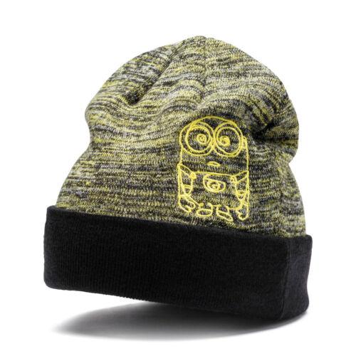 Minions Kids Beanie Warm Hat Puma Youth Boys