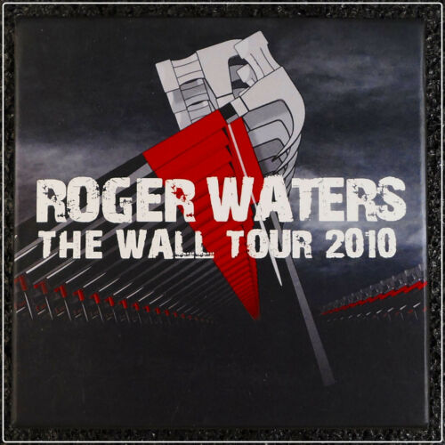 Roger Waters The Wall Tour 2010 Pin Badge Set Pink Floyd