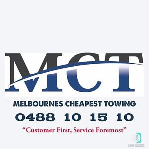 MELBOURNE CHEAPEST TOWING …. CALL 0488 10 15 10