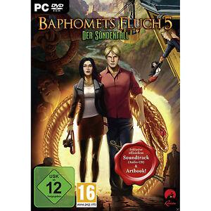 Baphomets Fluch 5: Der Sündenfall - PC