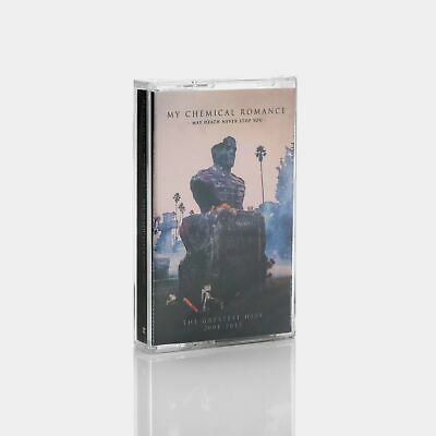 My Chemical Romance – May Death Never Stop You Cassette Tape