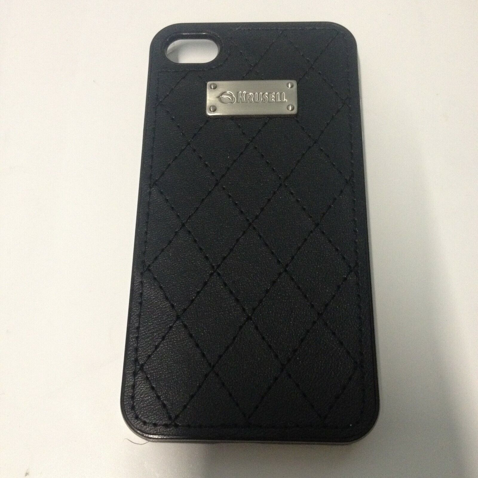 Krusell Coco Undercover iPhone 4 Case - Black-89515-