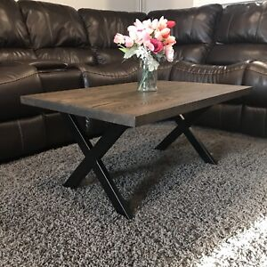 Ash Hardwood Coffee Table