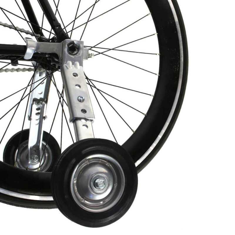 "Adjustable Adult Bicycle Bike Training Wheels Fits 20"" to 26""""SM-903RW"