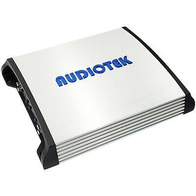 Audiotek AT-804 Full Range 1000 Watt Max Power 4-Kanal-Stereo-Autoverstärker