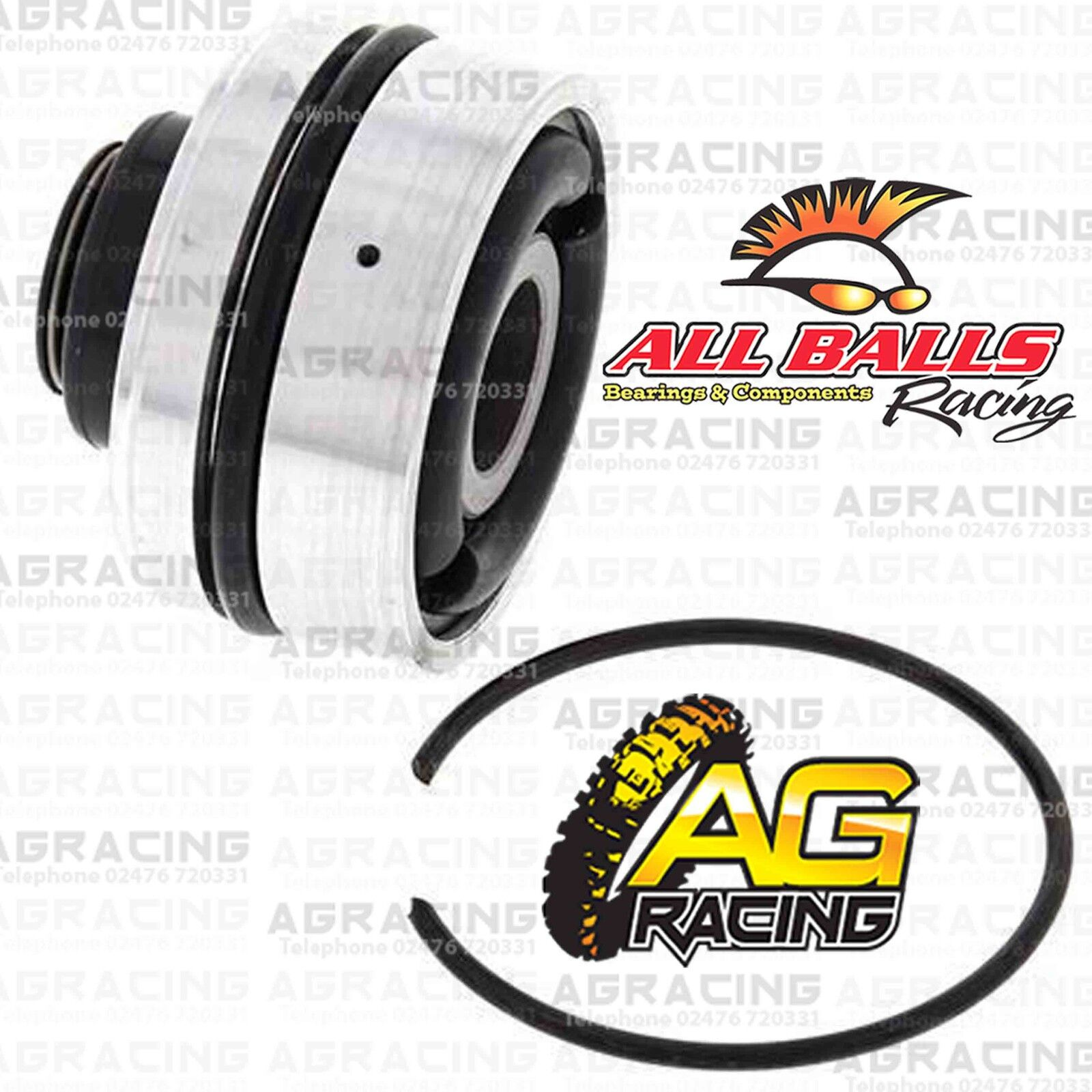 All Balls Rear Shock Seal Head Kit 46x16 For Suzuki RM 250 2000 Motocross Enduro