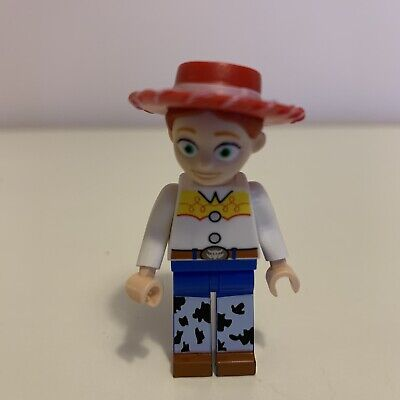 Lego Toy Story Jessie Minifigure Minifig from Set 7597 Western Train Chase